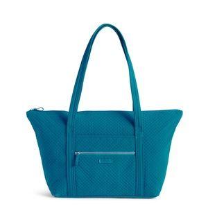 NWT Vera Bradley Iconic Microfiber Miller Bag
